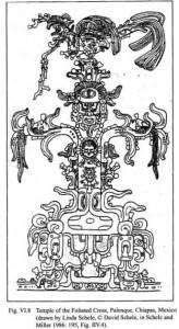 Foliated cross